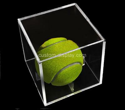 Custom acrylic tennis ball display box