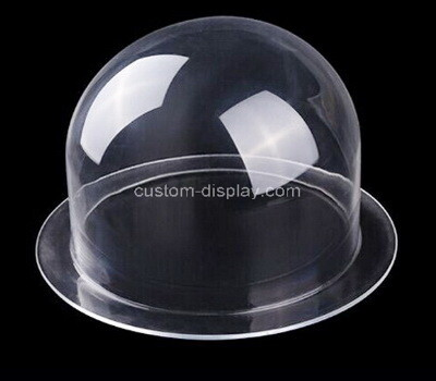Custom clear acrylic dome