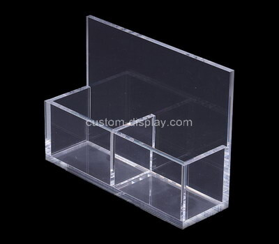 Custom 2 grids acrylic boxes