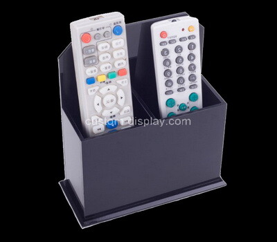 Custom plexiglass remote controller holder