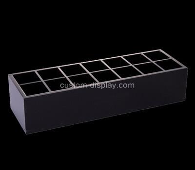 Custom 14 grids plexiglass holder boxes