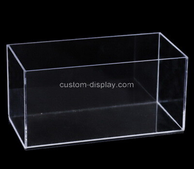Custom clear plexiglass box
