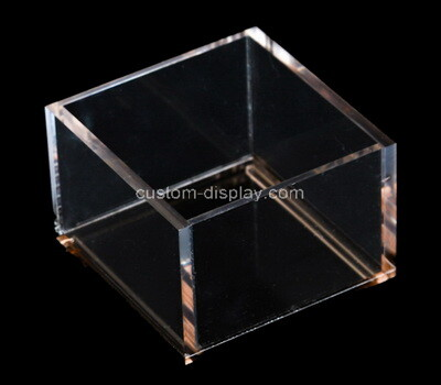 Custom acrylic 5 sided display box