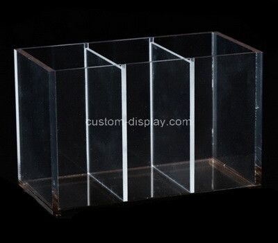 Custom acrylic 3 grids display box