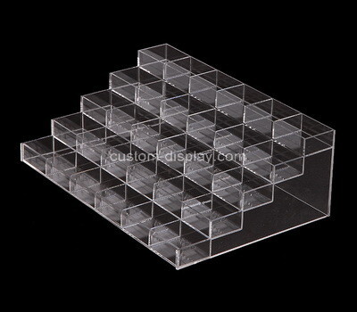 Custom clear acrylic multi grids dispaly boxes