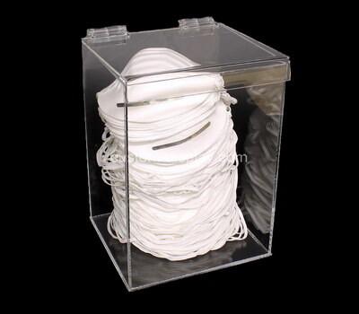 Custom large acrylic box