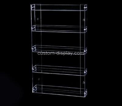 Custom 5 tiers acrylic display cabinet