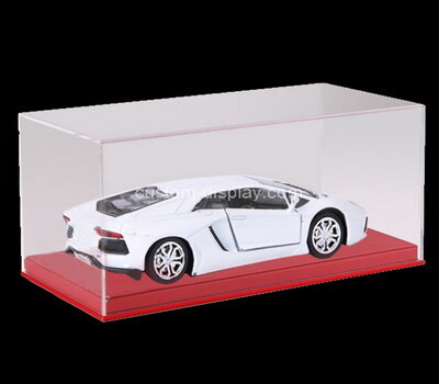 Custom perspex model car display box