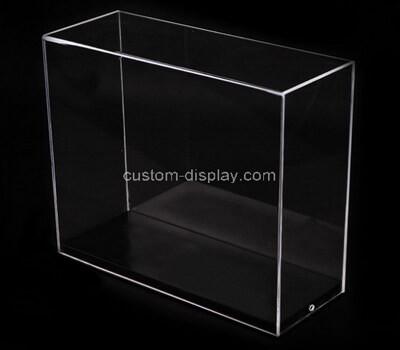 Custom narrow clear acrylic display box