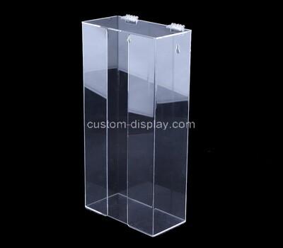 Custom wall acrylic apron box