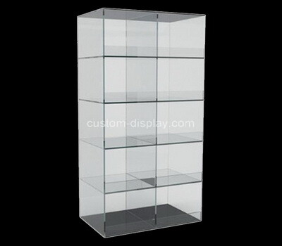Custom 5 tiers acrylic display cabinet