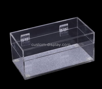 Custom transparent plexiglass box