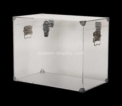 Custom acrylic case