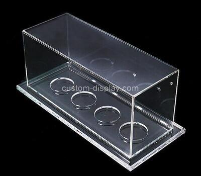 custom acrylic lucite display case