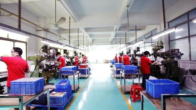 production line 1- Sunday Knight Co Ltd