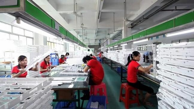 production line 3 -Sunday Knight Co Ltd