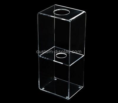 Custom plexiglass display case perspex display box