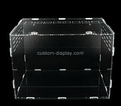 Customize acrylic hamster habitat home plexiglass small pet animals house