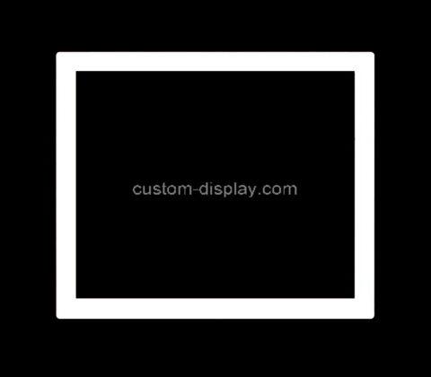 Acrylic manufacturer customize acrylic monitor frame