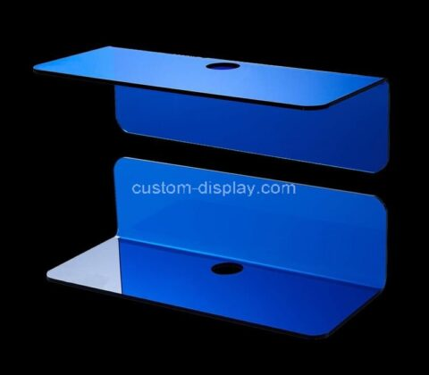 Plexiglass manufacturer customize wall acrylic display stand holders