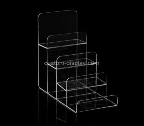 Plexiglass manufacturer customize acrylic display risers stand