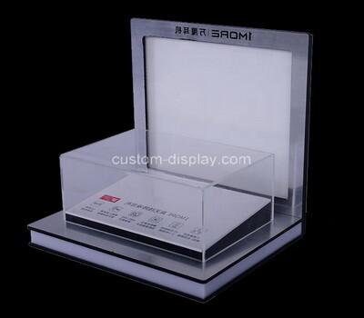 Plexiglass manufacturer customize perspex headphone display holders