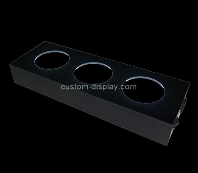 Perspex manufacturer customize acrylic glasses display holder