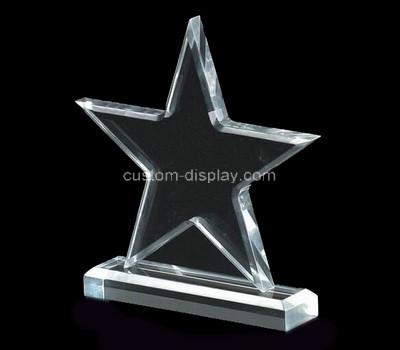 Acrylic manufacturer customize plexiglass trophy perspex awards
