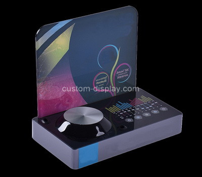 Perspex factory customize acrylic retail display stand plexiglass shop display riser