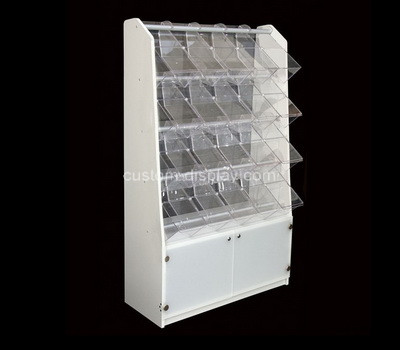 Perspex factory customize acrylic display stand plexiglass display rack
